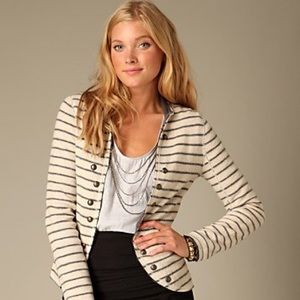 Free People Thin Wool Blazer